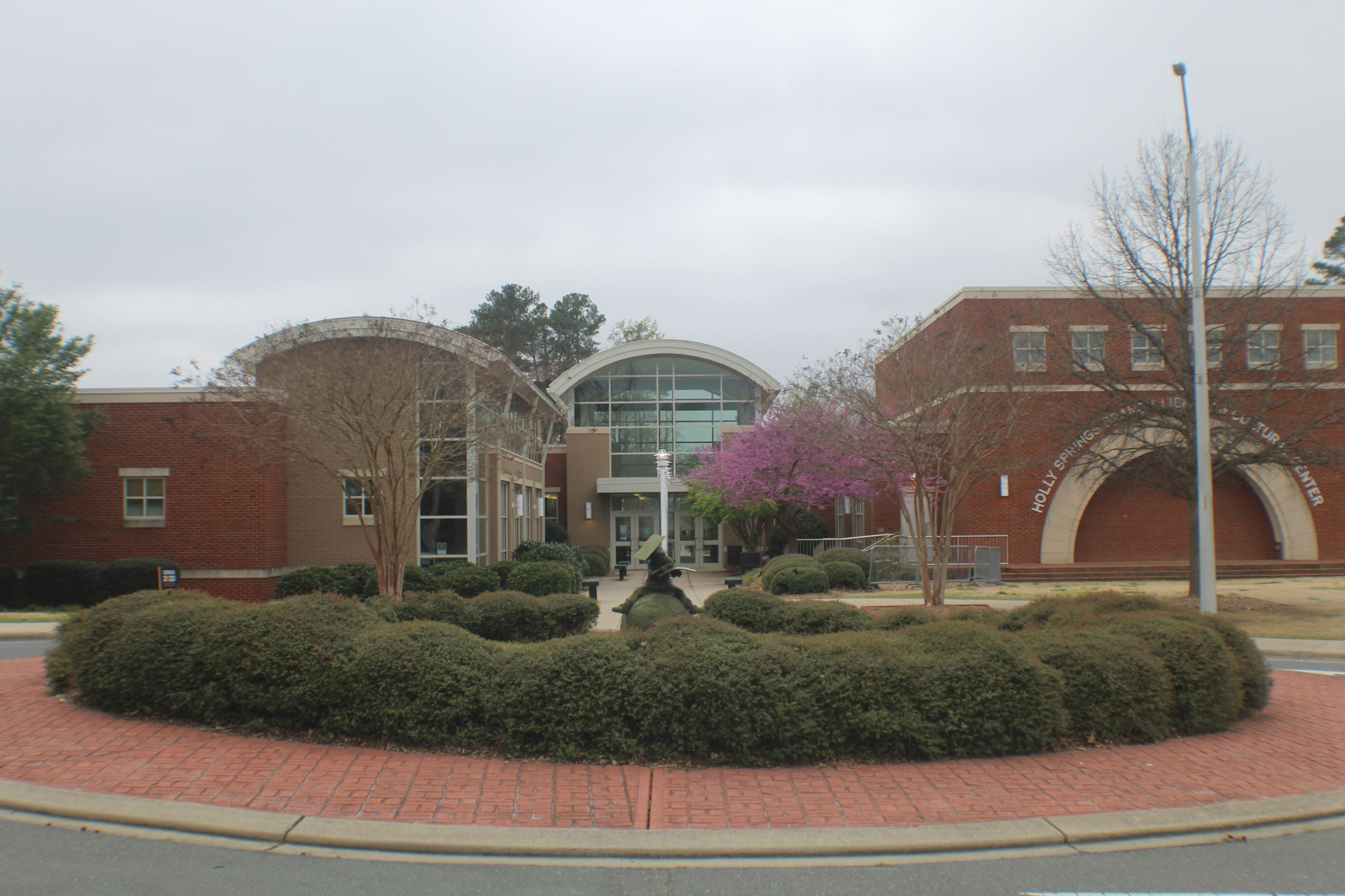 Holly Springs Cultural Center | Holly Springs, NC ...