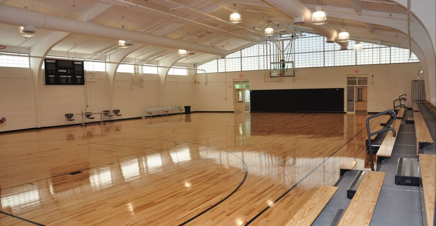Hunt Center Gym
